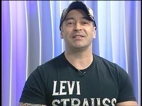 Humorista Cris Pereira se apresenta em Passo Fundo, RS - Personagens como Jorge da Borracharia e Gaúcho Gaudêncio podem ser vistos hoje à noite