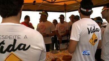 Challenge de Triathlon reúne atletas internacionais em Maceió - Evento esportivo inicia na quinta-feira (20), e encerrará dia 23 deste mês.