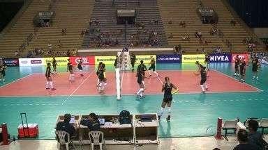 Seleção Brasileira de vôlei enfrenta a Bulgária nesta quarta, em Maceió - Partida será no Ginásio do Sesi.