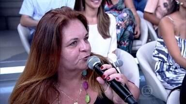 Mãe do ator João Vithor Oliveira ficou tensa com gravação de escalada - Ator comenta que ficou completamente entregue à cena: 'É uma adrenalina boa'