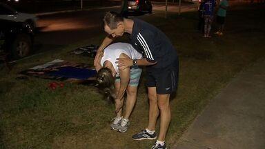 Prática de exercícios físicos durante a noite pode trazer benefícios - Prática de exercícios físicos durante a noite pode trazer benefícios