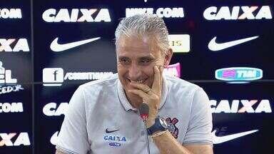 Técnico Tite quer mais um título em competição em que ele conhece muito - Treinador já foi campeão da Copa do Brasil, em 2001, com o Grêmio.