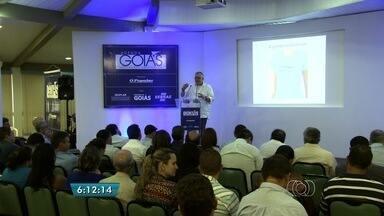 Projeto Agenda Goiás acontece em Aruanã, GO - Encontros discutem melhorias para o estado. Até novembro deste ano serão realizados mais dez eventos.