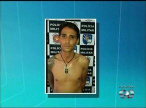 Preso no MA, jovem suspeito de matar idoso é transferido para Araguaína - Preso no MA, jovem suspeito de matar idoso é transferido para Araguaína
