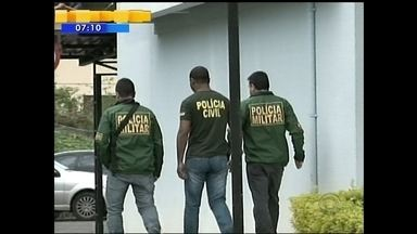 Gaeco prende 10 em operação contra corrupção no Oeste catarinense - Gaeco prende 10 em operação contra corrupção no Oeste catarinense
