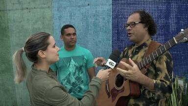 Cantor Basílio Sé se apresenta no Teatro Arena Sérgio Cardoso em Maceió - Show será realizado na noite desta quinta-feira (20).