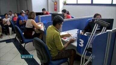 Greve dos servidores do INSS completa 43 em Fortaleza - Paralisação afeta serviços oferecidos para a população.