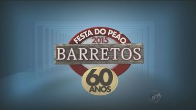 Começa nesta quinta-feira a Festa do Peão de Barretos - A festa que completa 60 anos traz durante dez dias provas de rodeio e shows. A abertura é com a dupla Rio Negro e Solimões, a partir das 22h.
