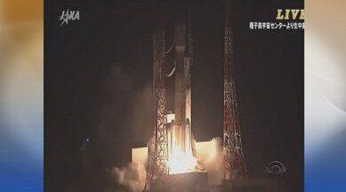 Satélite construído com participação da UFSC é enviado do Japão ao espaço - Satélite construído com participação da UFSC é enviado do Japão ao espaço