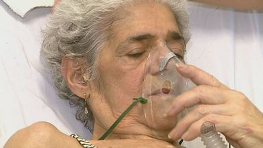 Aumenta em Rio Claro a procura de atendimento de pessoas com problemas respiratórios - Aumenta em Rio Claro a procura de atendimento de pessoas com problemas respiratórios