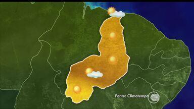 Confira a previsão do tempo para esta quinta (20) em todo o Piauí - Confira a previsão do tempo para esta quinta (20) em todo o Piauí