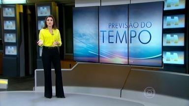 Temperatura cai em São Paulo - A temperatura na cidade é de 18ºC, com sensação de 12ºC por causa do vento. A chuva esperada na capital paulista se resumiu a uma garoa.