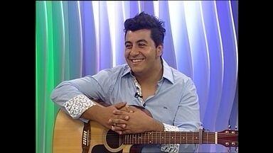 Rodrigo Munari se apresenta hoje em Santa Maria - Músico tocou no grupo Os Serranos e na dupla Enzo e Rodrigo.
