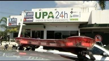 Moradores ficam assustados com a violência em Caldas Novas, GO - Dados da polícia informam que desde janeiro deste ano 22 pessoas foram assassinadas na cidade.