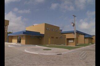 Presos tentam fugir de complexo penitenciário - Polícia reforçaram a segurança no complexo de Santa Izabel.