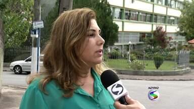 Crime ao meio ambiente é investigado em Penedo, no Sul do Rio - Na sexta-feira (21), árvores de terreno particular estavam sendo derrubadas sem autorização dos donos; foram destruídos eucalipto, palmito e árvores antigas.