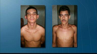 Dois acusados de sequestro no bairro de Manaíra são presos - Os criminosos teriam feito duas mulheres reféns e invadido o apartamento de uma delas para roubar equipamentos eletrônicos.