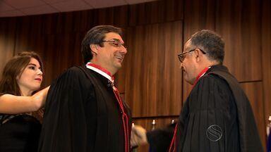 Eduardo D'Ávila é o novo procurador de justiça do MPE em Sergipe - Eduardo D'Ávila é o novo procurador de justiça do MPE em Sergipe.