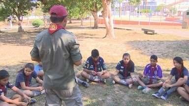 Conheça mais sobre os grupos de escoteiros do Amazonas - Escoteiros serão homenageados em sessão na ALE-AM.
