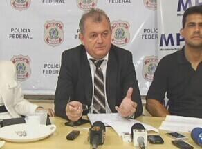 Operação da Polícia Federal termina com prisão de 21 pessoas - Ação desarticulou quadrilha especializada em venda ilegal de madeira no Amazonas, Pará e Santa Catarina.