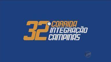 Inscrições para a Corrida Integração estão abertas - A corrida é promovida pela EPTV e ocorre no dia 27 de setembro, às 8h. Confira como se inscrever.