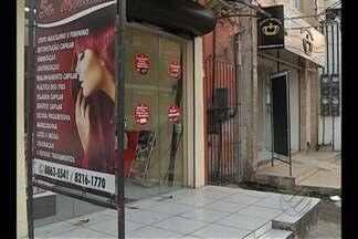 Onda de violência preocupa comerciantes em São Brás - Ação de assaltantes é frequente no bairro.