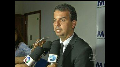 """Operação da PF procura suspeitos de integrar grupo preso por comércio ilegal de madeira - Operação """"Madeira Limpa"""" foi deflagrada na segunda-feira (24) pela Policia Federal."""