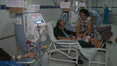 Ampliação de racionamento preocupa hospitais - Unidades de saúde que possuem hemodiálise temem redução da água.
