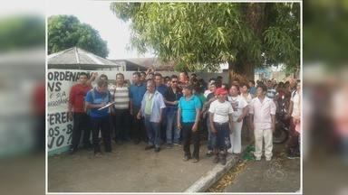 Índios das etnias Saterê Mawé e Eskariana ocupam sede do Dsei/Parintins - Lideranças indígenas protestam contra coordenadora de órgão.
