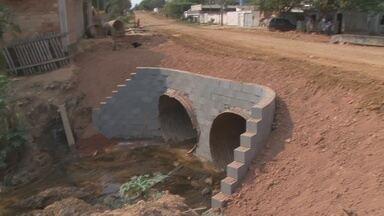 Rua T8 recebe reparos em Ji-Paraná - Após cobrança da comunidade, a obra foi iniciada.