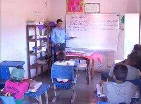 Irregularidades são encontradas em escola rural de Monte Santo - Irregularidades são encontradas em escola rural de Monte Santo