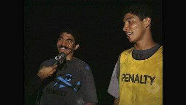 Concorrentes no ataque, Nildo e Jardel conservam amizade no Grêmio de 1995 - Assista ao vídeo.