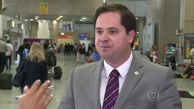 Marcelo Lima explica quais são os direitos e deveres dos pasageiros - O gerente de operações da ANAC explica que é possível fazer seguro para objetos valiosos