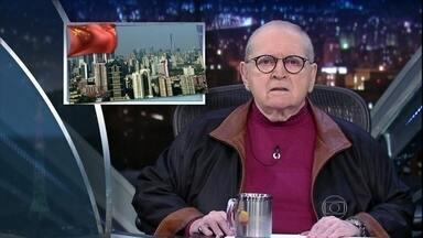 """Jô abre programa de segunda-feira com as notícias da """"boato press"""" - Zelito Viana e OS Serranos são os convidados da noite"""