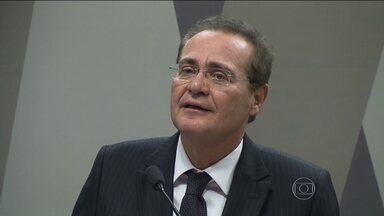 Rombo no orçamento previsto pelo governo pode ser de quase R$70 bilhões - O presidente do Senado, Renan Calheiros, citou Valesca Popozuda e descartou a ideia da oposição de devolver a proposta de orçamento com déficit.