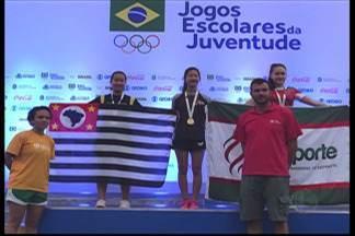 Atletas do Alto Tietê se destacam nos Jogos Escolares da Juventude - Competição aconteceu em Fortaleza.