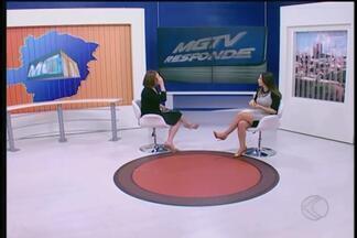 Dermatologista de Uberlândia tira dúvidas sobre manchas na pele - Quadro do MGTV orienta telespectadores.