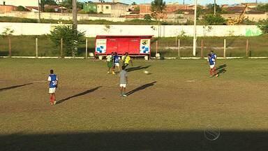 Aracaju treina para a Série A2 do Campeonato Sergipano - Aracaju treina para a Série A2 do Campeonato Sergipano