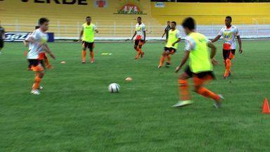 Em boa fase, Luverdense recebe o Atlético-GO pela Série B - Verdão do Norte está invicto no returno