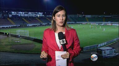 Boa Esporte e Mogi Mirim se enfrentam no Melão, em Varginha (MG) - Boa Esporte e Mogi Mirim se enfrentam no Melão, em Varginha (MG)