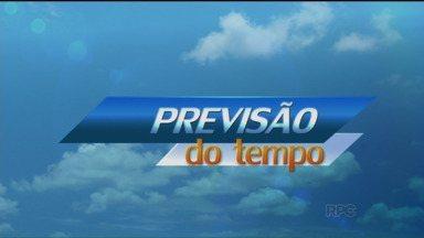 Confira a previsão do tempo para esta quarta-feira (08), em Curitiba e litoral - O tempo volta a abrir e as temperaturas diminuem.