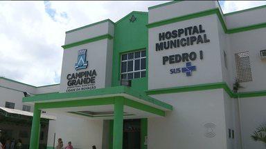 Princípio de incêndio assusta pacientes de Hospital em Campina Grande - O fogo começou a partir de um pane no circuito de um respirador. Duas pessoas foram transferidas para outros hospitais da cidade.