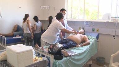 Secretário de saúde de Vilhena foi chamado para depor na Câmara - Hospital Regional do município enfrenta sérios problemas.