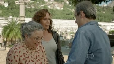 Andrea Beltrão e Daniel Dantas se reencontram em 'Pequeno Dicionário Amoroso 2' - undefined