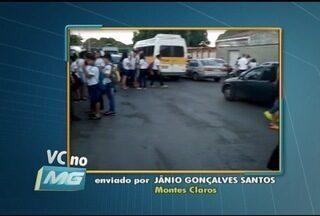 VC NO MG: telespectadores cobram melhorias em ruas, denunciam problemas de trânsito e lixo - Probelmas relatados são em Montes Claros e Brasília de Minas.