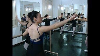 Escola de dança Royale de Santa Maria, RS, promove campanha para conquistar mais sócios - A Royale existe há 17 anos e nesse período formou centenas de bailarinos.