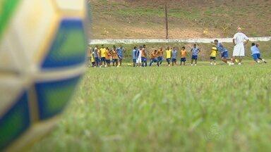 Nacional faz os últimos treinos para despedida da Série D - Como time não tem mais chances na próxima fase, apenas cumprirá tabela contra o Náutico-RR, no domingo, na Arena da Amazônia.
