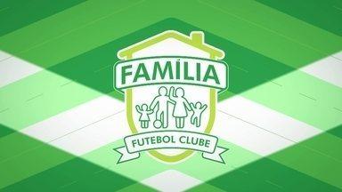Família Futebol Clube: torcedores de Cruzeiro e Atlético Mineiro duelam neste domingo - Chamada do Família Futebol Clube: torcedores de Cruzeiro e Atlético-MG duelam