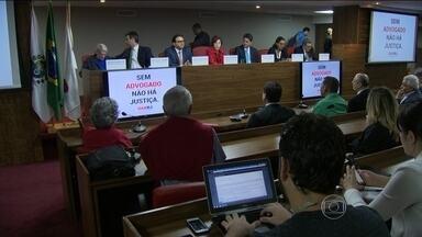 Depois de 35 anos, Comissão Estadual da Verdade resolve caso sobre atentado à OAB - No Rio de Janeiro, Comissão Estadual da Verdade resolve caso sobre sobre o atentado a bomba que matou a secretária da Ordem dos Advogados do Brasil, Lyda Monteiro.