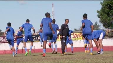 Foz se despede da Série D contra o Volta Redonda - Equipe jogará com o time sub-19 no Rio de Janeiro